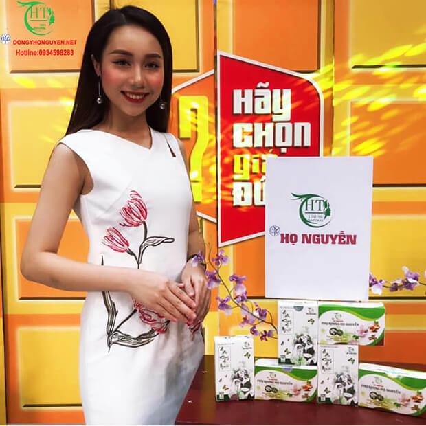 Phụ Khang Họ Nguyễn trên truyền hình Hãy Chọn Giá Đúng VTV3
